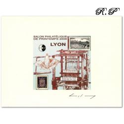 """EPREUVE LUXE CNEP N°_50 """"LYON 2008"""""""