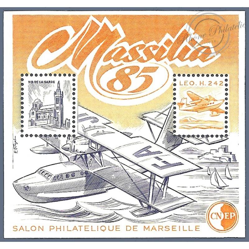 """BLOC CNEP N°6 """"MASSILIA 85"""""""