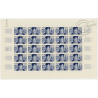 FEUILLE COMPLÈTE N°929, TIMBRES NEUFS** 1952