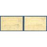 N°299 ET 300 PAQUEBOT NORMANDIE, TIMBRES NEUFS* 1935