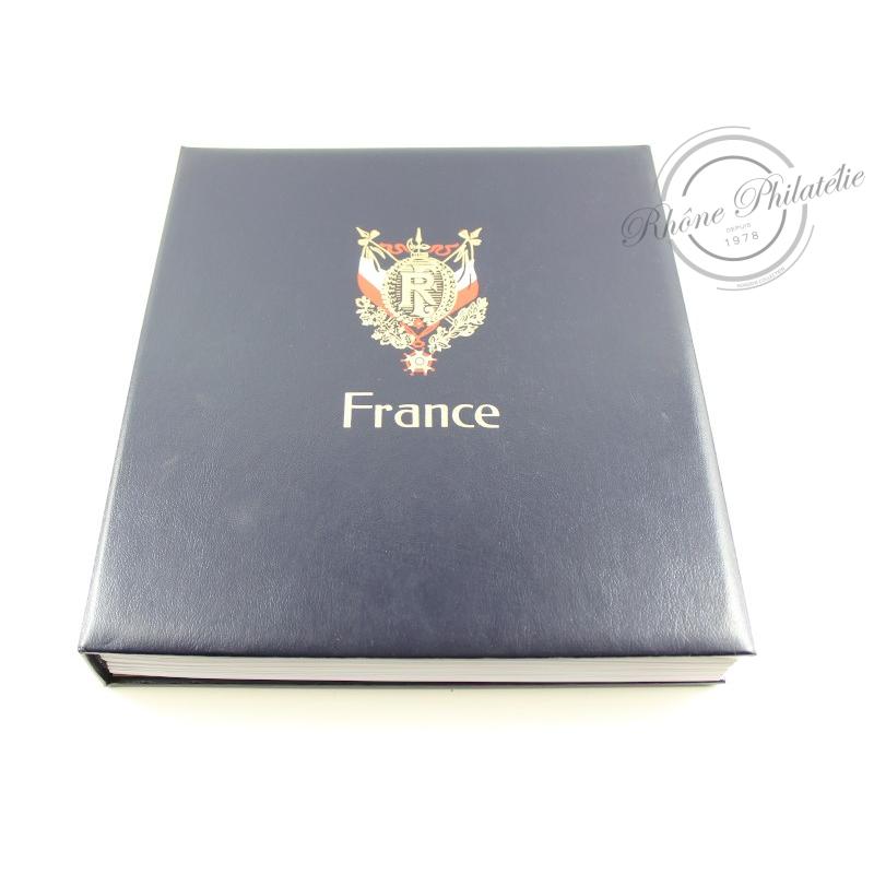 ALBUM DAVO 1984-1989 pour timbres FRANCE
