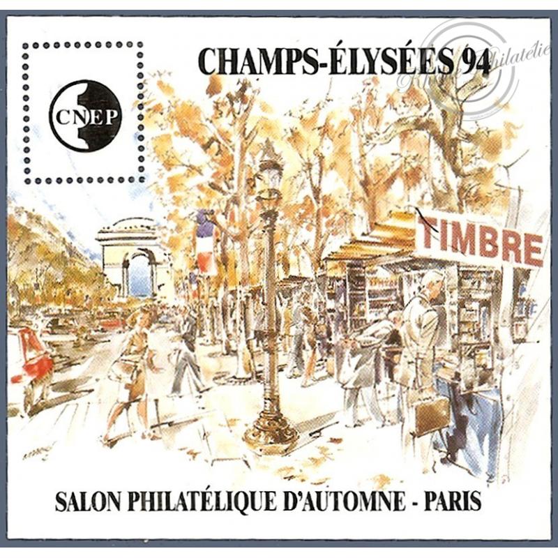 """BLOC CNEP N°_19 """"PARIS 94"""" LUXE"""