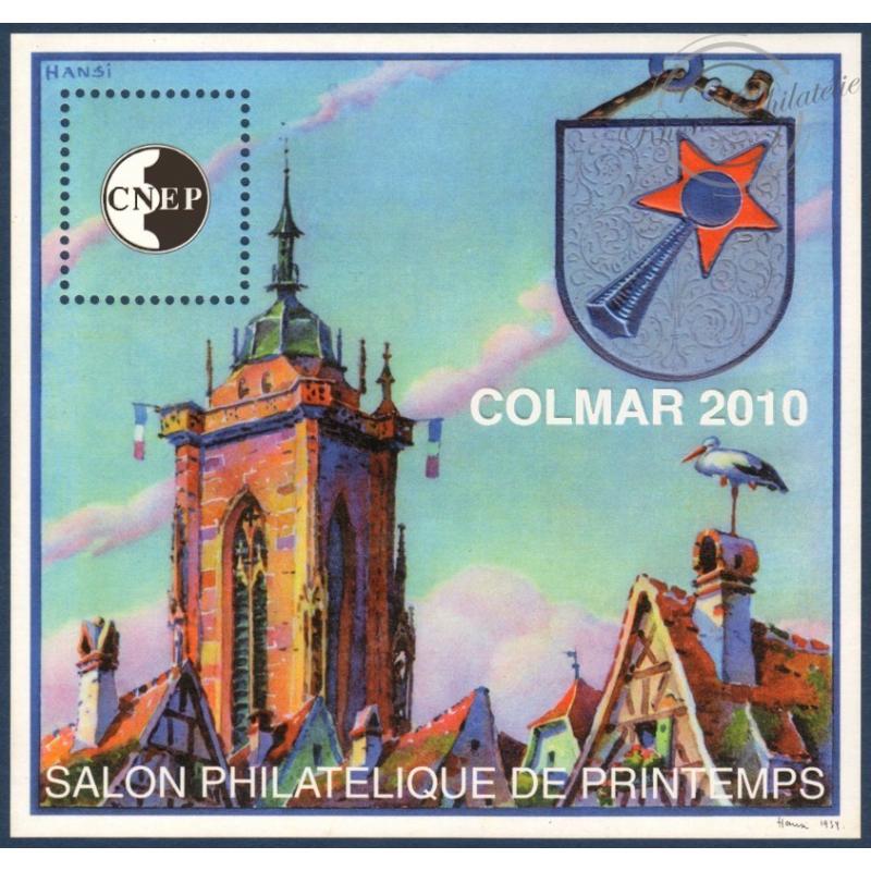 """BLOC CNEP N°_55 """"COLMAR 21010"""" LUXE"""