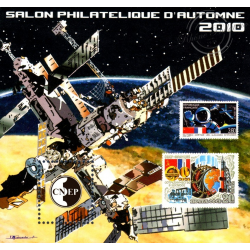 """BLOC CNEP N°_57 """"SALON PHILATELIQUE D'AUTOMNE 2010"""""""