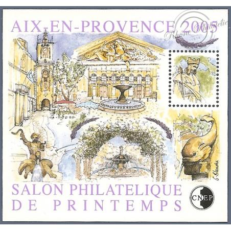 """BLOC CNEP N°_43 """"AIX EN PROVENCE 2005"""""""
