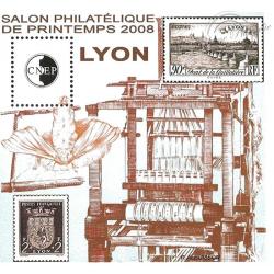 """BLOC CNEP N°_50 """"LYON 2008"""""""