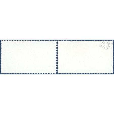 NOUVELLES-HÉBRIDES N°424 ET 425 TIMBRES POSTE DE 1976, NEUFS**