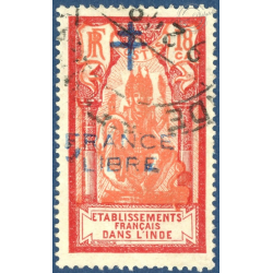 INDE N°181a TIMBRE POSTE AVEC CHARNIERE, 1939