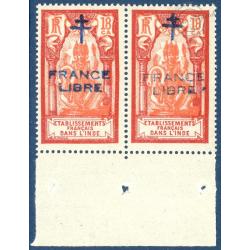 INDE N°181 ET 181a TIMBRE POSTE NEUFS** 1939