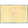 COTE DES SOMALIS N°25 OBLITÉRÉ, TIMBRE DE 1894 SURCHARGÉ