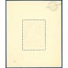 LVF N°1 BLOC-FEUILLET DE L'OURS NEUF**, 1941