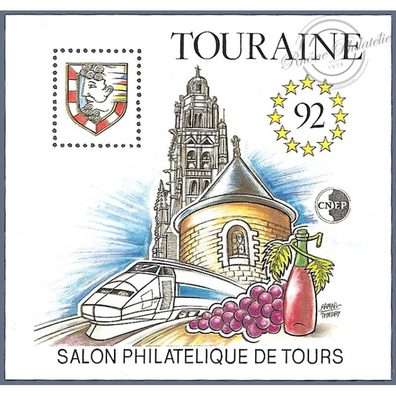 """BLOC CNEP N°_14 """"TOURAINE 92"""" LUXE"""