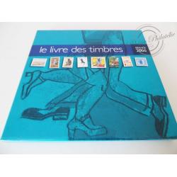 LE LIVRE DES TIMBRES FRANCE 2006