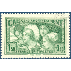 FRANCE N°269 CAISSE D'AMORTISSEMENT TIMBRE NEUF** - 1931