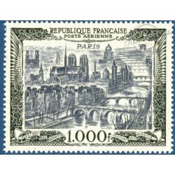 FRANCE PA N°29 VUE DE PARIS, TIMBRE NEUF**, 1950