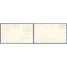 SAINT-PIERRE-ET-MIQUELON POSTE AÉRIENNE N°38 A 39, NEUFS AVEC CHARNIÈRE, 1967