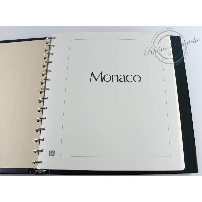 COLLECTION TIMBRES MONACO, SAFE 1984 à 1992