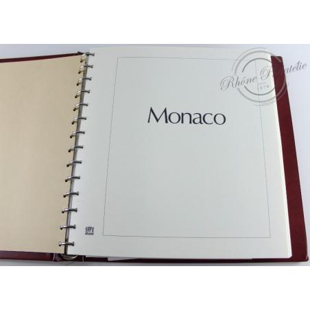 COLLECTION TIMBRES MONACO, SAFE, 1984 - 1992
