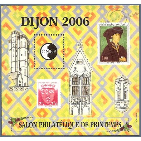 "BLOC CNEP N°_45 ""DIJON 2006"""