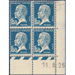 FRANCE N°181 TYPE PASTEUR, TIMBRE NEUFS** - 1923-26