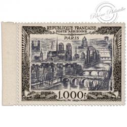 FRANCE PA N°29 VUE DE PARIS, TIMBRE NEUF**1950