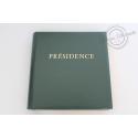 COLLECTION DE TIMBRES NEUFS** FRANCE 1996-2001 ALBUM CÉRÈS PRÉSIDENCE N°4