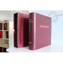COLLECTION DE TIMBRES NEUFS** FRANCE 2002-2005 ALBUM CÉRÈS, PRÉSIDENCE N°5