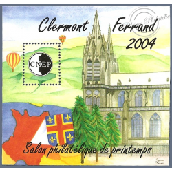 "BLOC CNEP N°_40 ""CLERMONT FERRAND 2004"""