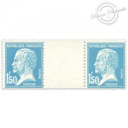 FRANCE N°181a ET 199n, TYPES FAUX DE MARSEILLE, PAIRES DE TIMBRES NEUF**1923-32