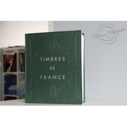 COLLECTION TIMBRES DE FRANCE, 1930 À 1960 DANS UN ALBUM YVERT&TELLIER