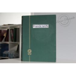 TIMBRES STOCK DE FRANCE, 1900 À 1959 DANS UN ALBUM YVERT&TELLIER