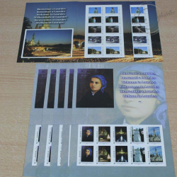 LOT 7 LIVRETS COLLECTORS, THEME LOURDES