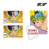 """CARNET """"BONNES VACANCES"""" BC84"""