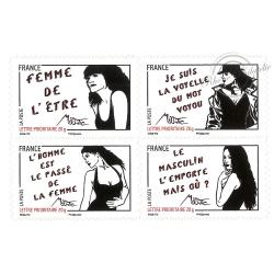 """CARNET """"FEMME DE L'ETRE"""" BC538"""