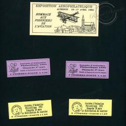 FRANCE SERIE DE CARNETS DE 1994
