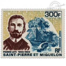 SAINT-PIERRE-ET-MIQUELON POSTE AÉRIENNE N°47, TIMBRE NEUF**LUXE-1962