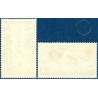 SAINT-PIERRE-ET-MIQUELON POSTE AÉRIENNE N°48-49, NEUFS SANS CHARNIÈRE, 1970, LUXE