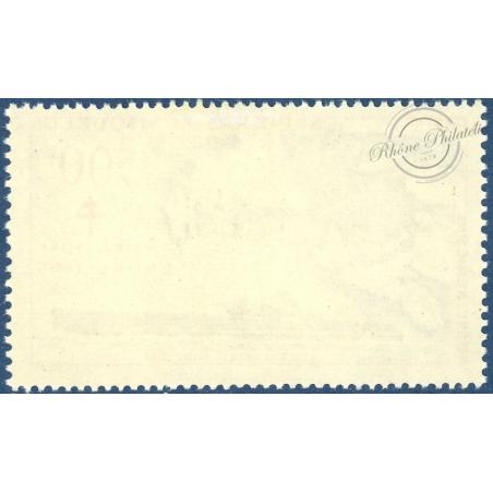 SAINT-PIERRE-ET-MIQUELON POSTE AÉRIENNE N°28, NEUF SANS CHARNIÈRE, 1962