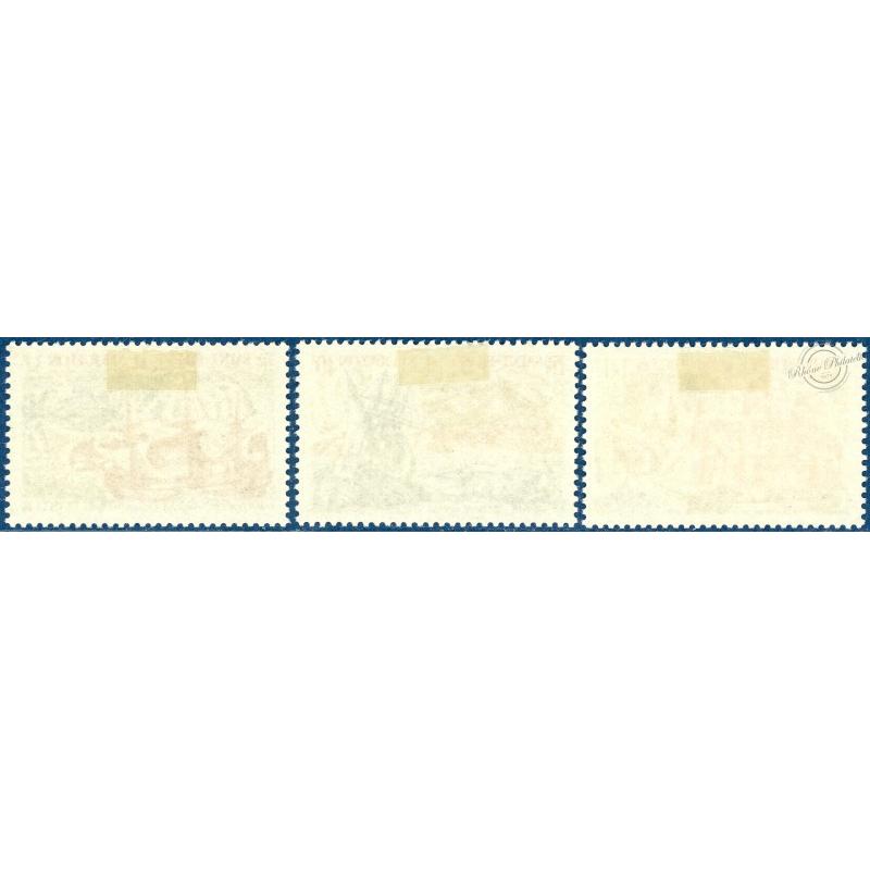 SAINT-PIERRE-ET-MIQUELON N°395 A 397, TIMBRES NEUFS AVEC CHARNIÈRE, 1969