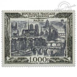 FRANCE PA N°29 VUE DE PARIS, TIMBRE NEUF DE 1950