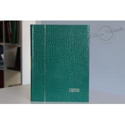 COLLECTION DE TIMBRESCARNETS DE MONACO 1960-2000, VF 66€, ALBUM LINDNER