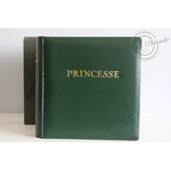 COLLECTION DE TIMBRES DE MONACO 1968-1978, VF 69€, ALBUM CERES