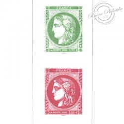 """FRANCE CARNET COMPOSITION VARIABLE N°1527 """"CERES DE BORDEAUX"""""""