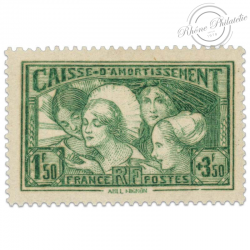 FRANCE N°269, CAISSE D'AMORTISSEMENT, TIMBRE NEUF-1931