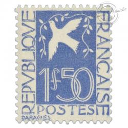 FRANCE N°294 COLOMBE DE LA PAIX DE DARAGNES, TIMBRE LUXE-1934