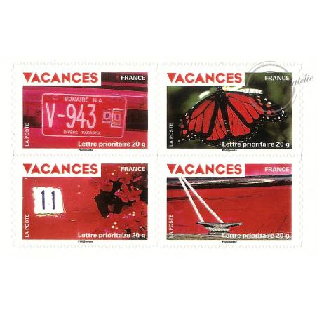 """CARNET """"BONNES VACANCES"""" BC315"""