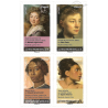 """CARNET """"PORTRAITS DE FEMMES DANS LA PEINTURE"""" BC674"""
