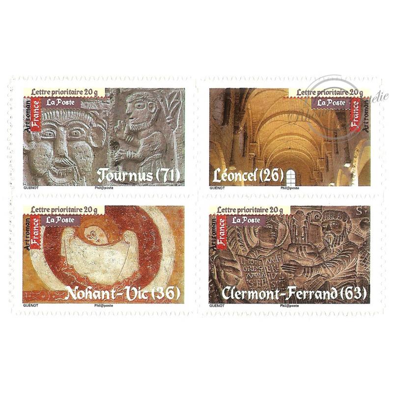 "CARNET ""ART ROMAN"" BC455"