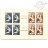 FRANCE CARNET CROIX ROUGE N°2003, TIMBRES NEUFS DE 1954