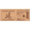 CARNET N°1517 COMPOSITION VARIABLE : MARIANNE BLEUE DE BEAUJARD et UE